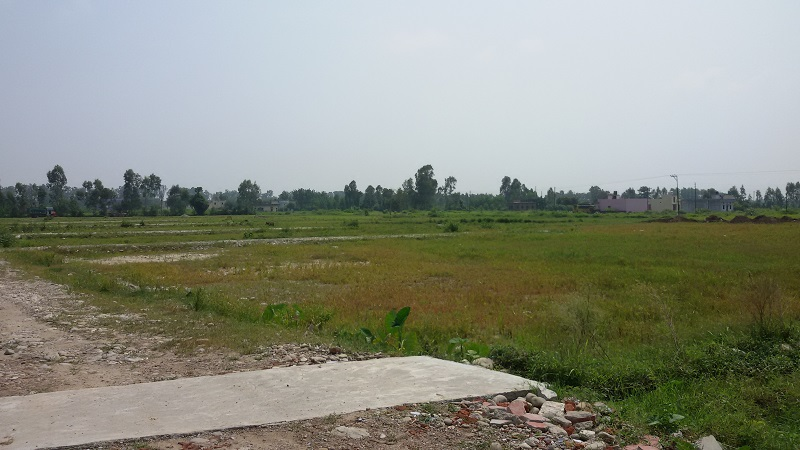 Plots For Sale In Peerumadara